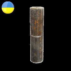 Петля точеная приварная с подшипником (22 мм) пара
