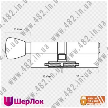 Схема цилиндра шерлок нк 90