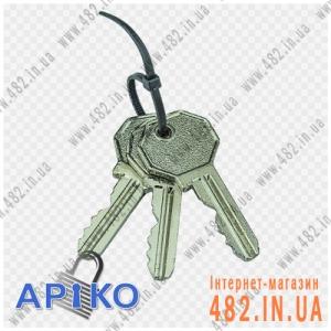 """Навесной замок Арико ВС-5 """"Краб"""" (ключи)"""