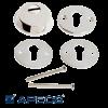 Броненакладка Apecs Protector Basic-CR (цвет-Хром)