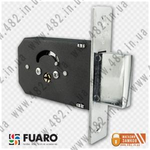 Замок врезной Фуаро (Fuaro) 200-F крест ключ