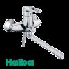 """Смеситель на ванну Haiba (Ceba Chr.006 """"Euro"""")"""