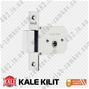 Замок врезной сейфовый Kale Kilit 156F (крест ключ)