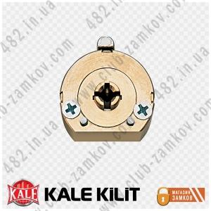 Цилиндровый механизм KALE (164-F3) крест ключ