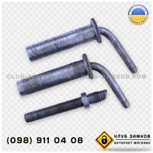 Ключ винтовой М12 для гаражного замка (конус)