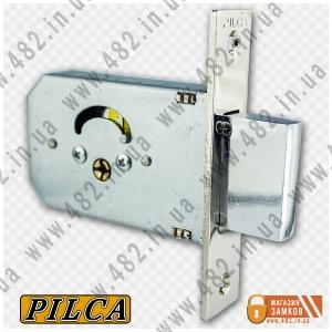 Врезной замок Pilca (Пилка) 301-B крест ключ